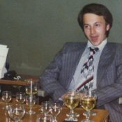 1981. Wine & Cheese evening