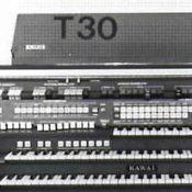 1980. The Kawai T30 at